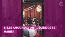 PHOTOS. François-Xavier Demaison s'est marié à sa compagne Anaïs !