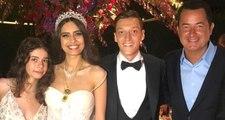 Kendi düğününde dans etmeyen Acun Ilıcalı Mesut Özil'in düğününde kendinden geçti