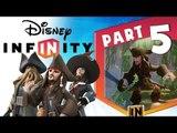DISNEY INFINITY ⍣ Pirates of the Caribbean ⍣ Walkthrough Part 5 (PC, PS3, X360, Wii U) Ending