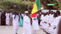 Remise de drapeau- Ndoye Bane s-en prend aux détracteurs de Aliou Cissé