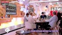Pierre Richard victime de pertes de mémoire : Ses anecdotes comiques (vidéo)