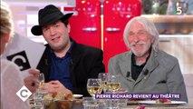 Pierre Richard revient au théâtre ! - C à Vous - 07/06/2019