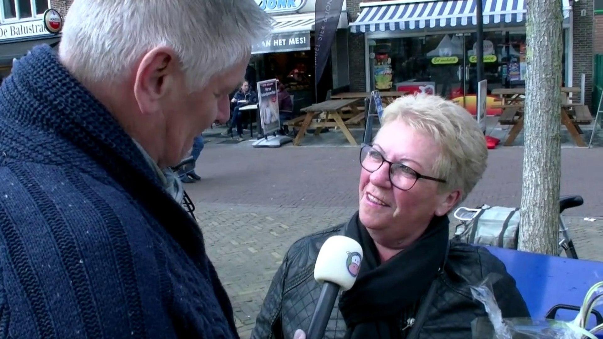 """Regio op Straat: """"Binnenkort bestaat de wijkvereniging Hazepolder 45 jaar. Dus dat wordt een groot f"""