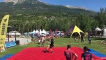 Du sport au spectacle, l'Outdoor mix festival à Embrun
