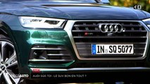 Classe Affaires : Audi SQ5 TDI : Le SUV Bon en tout ? - Direct Auto - 08/06/2019