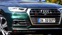 Classe Affaires : Audi SQ5 TDI : Le SUV Bon en tout ? - Direct Auto - 08/06/2019