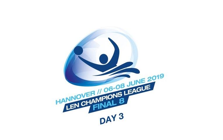 LEN Champions League Final 8 - Hannover 2019 - FINALS