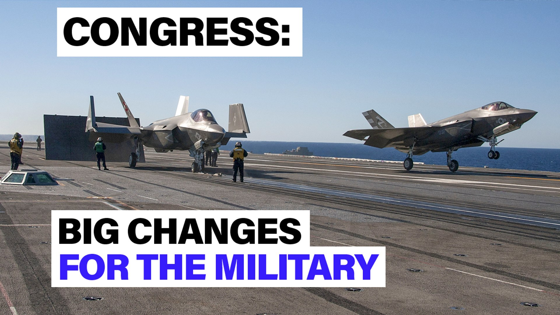 Find out what lawmakers want to do to the military in 2020 | Defense News Weekly, June 7, 2019