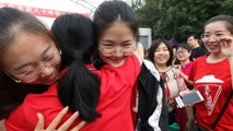 Chinese students in nervous wait for results of 'make or break' gaokao university entrance exams
