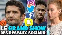 L'altercation Neymar/Najila Trindade, Lizarazu dézingue le PSG : le Grand Show des Réseaux Sociaux