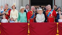 Royal Family Out In Full Force For Queen's Birthday Celebration