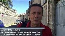 L'appel d'Antoine de Maximy, à Avignon