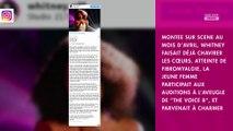 The Voice : Whitney gagnante, pourquoi elle a choisi de parler de sa maladie