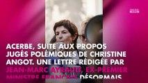 Christine Angot : un ex-ministre fustige France 2 après ses propos sur l'esclavage