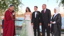 Mesut Özil se marie à Istanbul, le président turc est son témoin