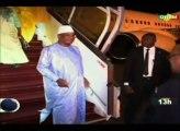 ORTM - Arrivée du Président de République à Libreville