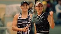 Roland-Garros 2019 : Le résumé d'Ashleigh Barty - Marketa Vondrousova