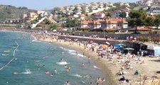 CHP'li belediye başkanı Suriyeli sığınmacıların sahile girmesini yasakladı!