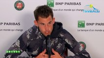 "Roland-Garros 2019 - Dominic Thiem against Rafael Nadal in final : ""This is the ultimate challenge"""