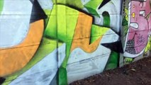 Mulhouse : le street art roule des mécaniques