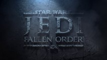 Star Wars Jedi : Fallen Order - Démo de gameplay E3 2019
