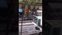 Il filme le braquage d'une bijouterie Bd Roosevelt à Paris