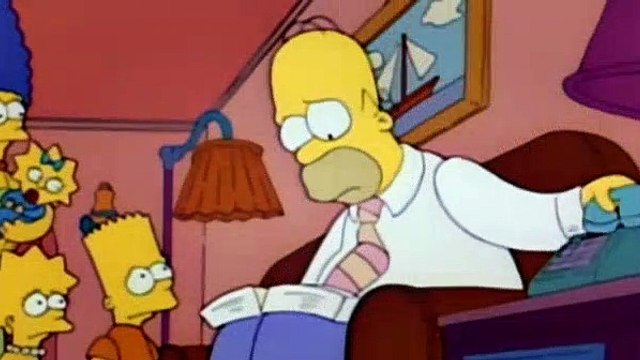 The Simpsons Season 2 Episode 15 - Oh Brother Where Art Thou