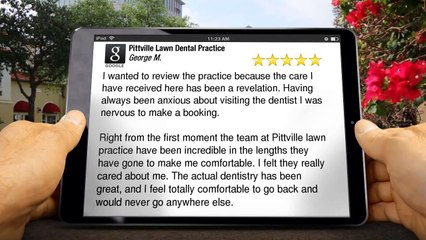 Pittville Lawn Dental Practice Cheltenham Excellent Five Star Review by George M