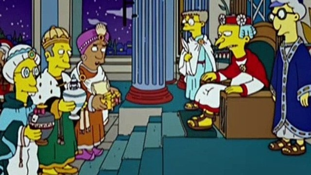 The Simpsons Season 17 Episode 9 - Simpsons Christmas Stories