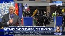 Le maire de Montpellier réagit aux tensions lors de la mobilisation des gilets jaunes