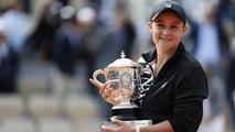 L'Australienne Ashleigh Barty remporte Roland-Garros