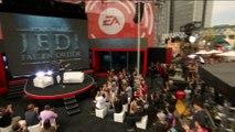 Star Wars: Jedi Fallen Order | Full Gameplay Reveal Presentation | EA Play | E3 2019