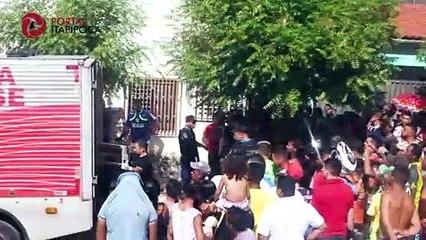 Homem mata a facadas companheira e enteada de 2 anos em Itapipoca