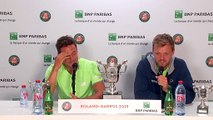 'No words for this' says French Open doubles winners