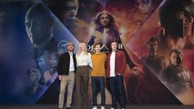 'X-Men: Dark Phoenix' Cast Members Surprise Fans