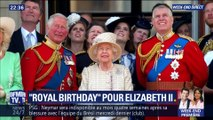 La reine Elisabeth II fête ses 93 ans en famille