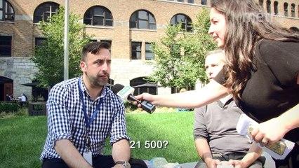 Vox pop: connaissez-vous les Canadiens de Montréal?