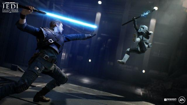 Star Wars Jedi Fallen Order -official trailer - E3 -2019