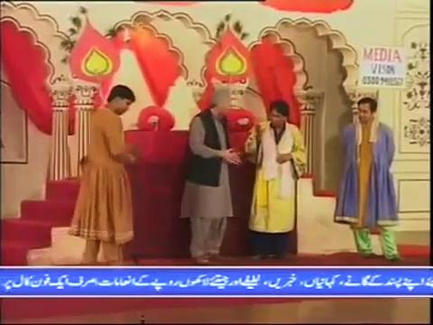 Chalak Totay 2  Pakistani Funny Stage Drama  FLV