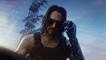 Tráiler de Cyberpunk 2077 con Keanu Reeves