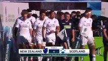 Highlights - New Zealand U20s v Scotland U20s