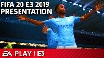 FIFA 20 Full E3 2019 Presentation | EA Play