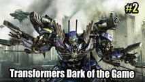 Transformers Dark of the Moon The Game {PS3} Chapter 2 Walkthrough