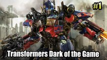 Transformers Dark of the Moon The Game {PS3} Chapter 1 Walkthrough