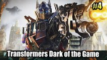Transformers Dark of the Moon The Game {PS3} Chapter 4 Walkthrough