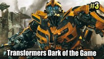 Transformers Dark of the Moon The Game {PS3} Chapter 3 Walkthrough