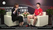 Exclusive Interview with Reigning World & Olympic Champion Ma Long