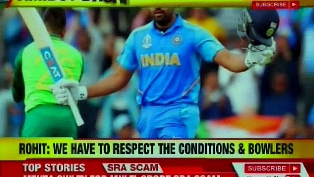 India vs Australia, ICC Cricket World Cup 2019: Rohit Sharma, Aaron Finch addresses the media before match