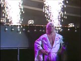 Ric Flair and Dusty Rhodes Starrcade 1985