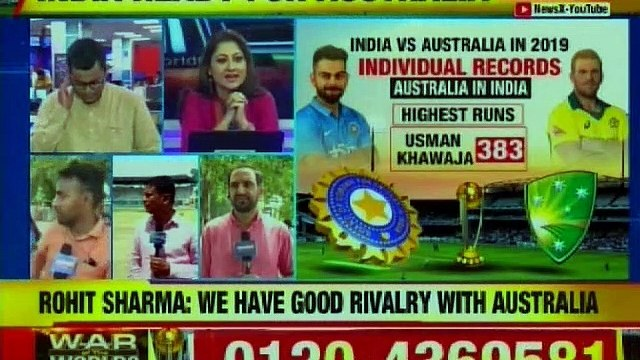 India vs Australia, Cricket World Cup 2019: Virat Kohli, Rohit Sharma vs Steven Smith, David Warner